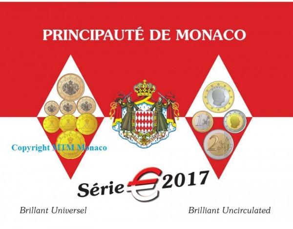 Euro KMS Monaco 2017 BU