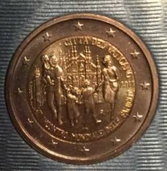 2 Euro Vatikan 2012 - Weltfamilientreffen