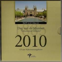 Euro KMS - Dag van de Muntset - Niederlande 2010 - BU