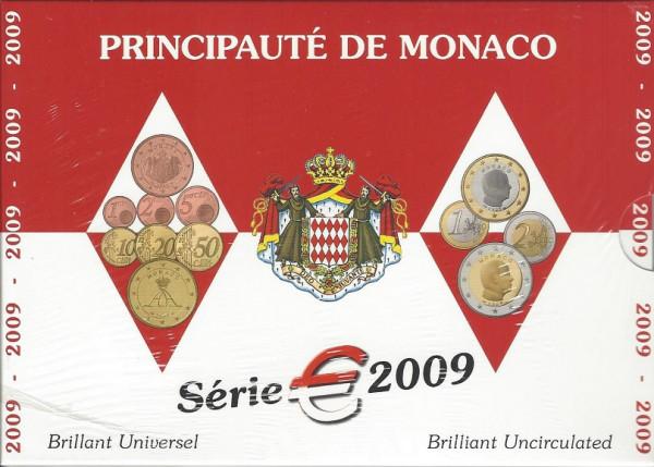 Euro KMS Monaco 2009 BU