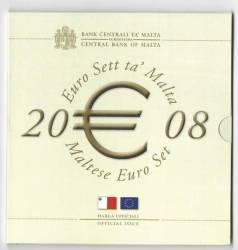 Euro KMS Notte Bianca Malta 2008 BU
