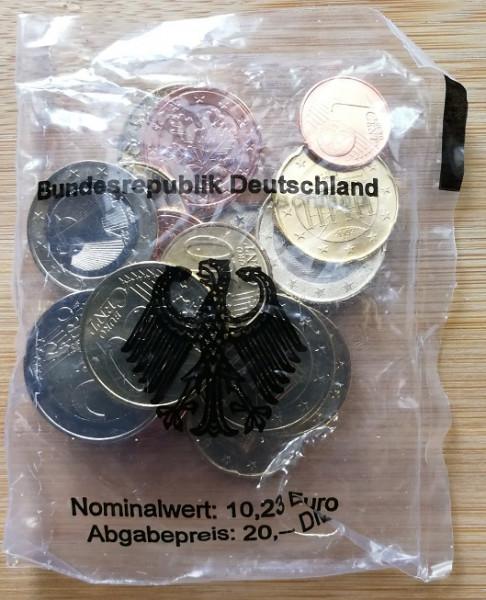 Starterkit Deutschland 2002 mit Logo - Originalware