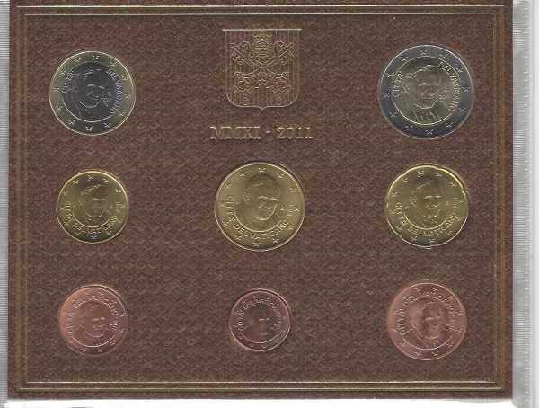 Euro KMS 2011 Vatikan - BU