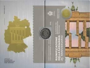 2 Euro San Marino 2015 - Deutsche Einheit