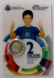 2 Euro San Marino 2012 - 10 Jahre Euro