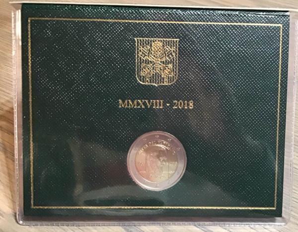 2 Euro Vatikan 2018 - 50. Todestag Pater Pio