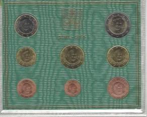 Euro KMS 2010 Vatikan - BU