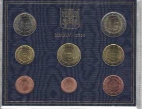 Euro KMS 2014 Vatikan - BU