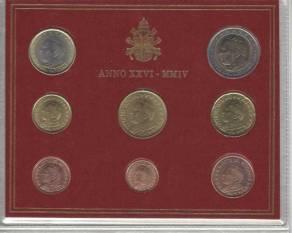 Euro KMS 2004 Vatikan - BU