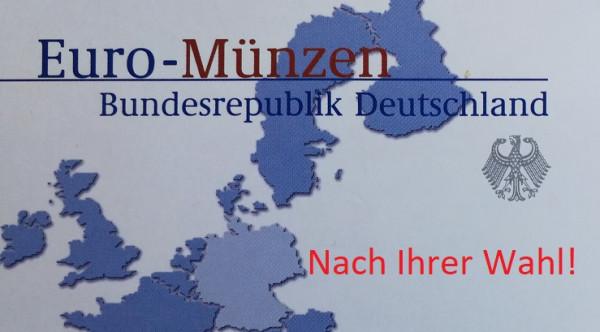Euro KMS Deutschland Spiegelglanz - nach Wahl