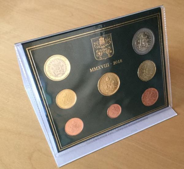 Euro KMS 2018 Vatikan - BU