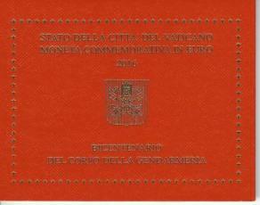 2 Euro Vatikan 2016 - 200 Jahre Gendarmeriekorps - BU