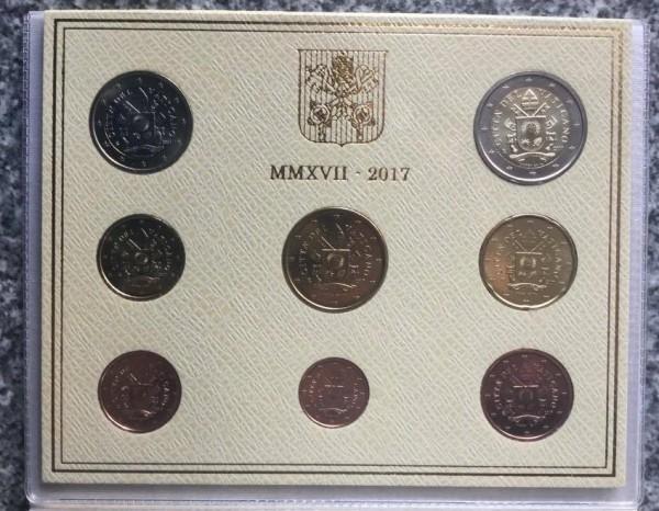 Euro KMS 2017 Vatikan - BU
