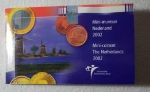 Mini Munt Set 2002 - EURO DESIGN